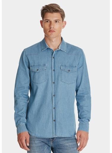 Mavi Erkek   Gömlek 021215-10242 Mavi